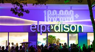 The first ELPEDISON Shop in Kifissia