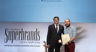 ELPEDISON was selected as a Corporate Superbrand for 2018-2019
