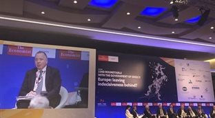ELPEDISON and A. Testi, present at The Economist 23rd Roundtable with the Government of Greece